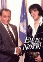 Spotkanie Elvisa z prezydentem Nixonem (1997) plakat
