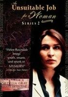 An Unsuitable Job for a Woman (1997) plakat