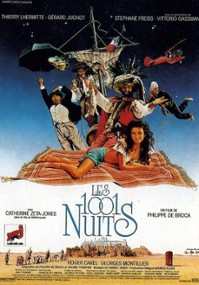Baśnie tysiąca i jednej nocy (1990) plakat