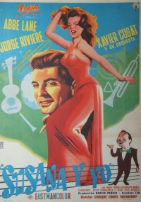 Susana y yo (1957) plakat