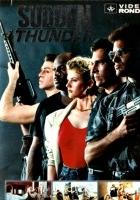 Nagły piorun (1990) plakat