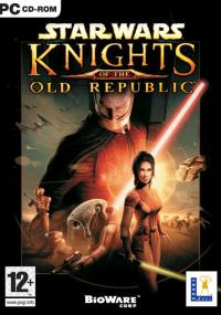 Star Wars: Knights of the Old Republic (2003) plakat