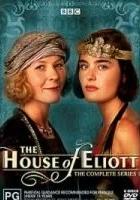 The House of Eliott (1991) plakat