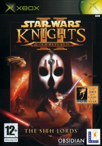 Star Wars: Knights of the Old Republic II - The Sith Lords (2005) plakat