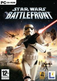 Star Wars: Battlefront (2004) plakat