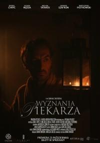 Wyznania Piekarza (2015) plakat