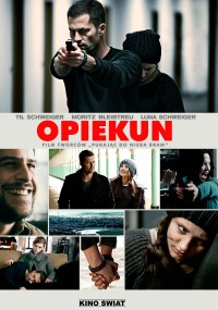 Opiekun (2012) plakat