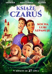 Książę Czaruś (2018) plakat