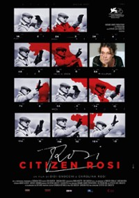 Citizen Rosi (2019) plakat