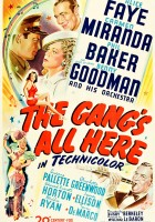 plakat - The Gang's All Here (1943)