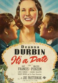 It's a Date (1940) plakat