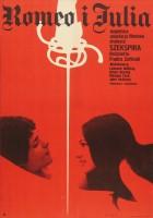 plakat - Romeo i Julia (1968)