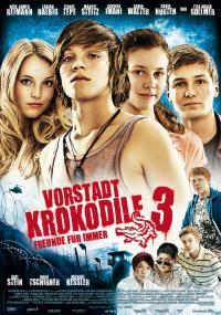 Kolejny powrót Krokodyli z przedmieścia (2011) plakat