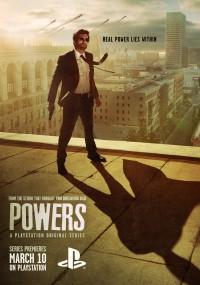 Powers (2015) plakat