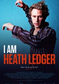 Heath Ledger - to ja (2017) plakat