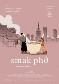 Smak pho (2019) plakat