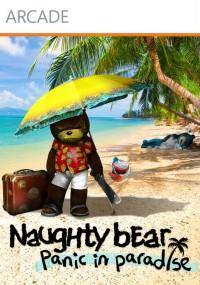 Naughty Bear: Panic in Paradise (2012) plakat