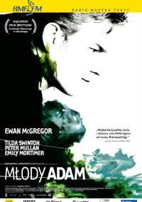 Młody Adam (2003) plakat