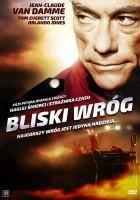 plakat - Bliski wróg (2013)