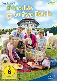 Tiere bis unters Dach (2009) plakat