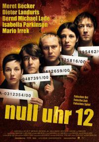 Null Uhr 12 (2001) plakat