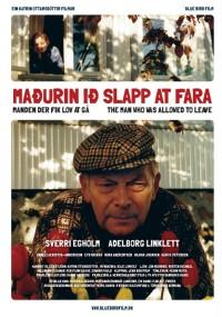 Manden der fik lov at gå (1995) plakat