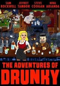 The Adventures of Drunky (2017) plakat