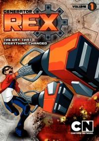 Generator Rex (2010) plakat