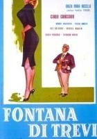 Fontana di Trevi (1960) plakat