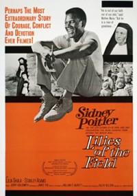 Polne lilie (1963) plakat