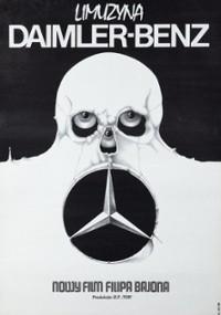 Limuzyna Daimler-Benz (1981) plakat