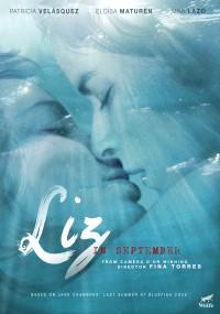 Liz en Septiembre (2014) plakat