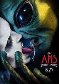 American Horror Story: Podwójny seans (2021) plakat
