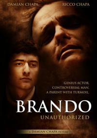 Brando Unauthorized (2011) plakat