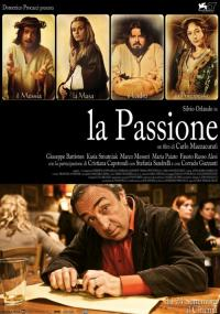 La Passione (2010) plakat