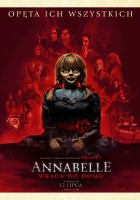 plakat - Annabelle wraca do domu (2019)