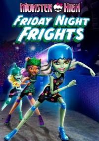 Monster High: Wampigorączka piątkowej nocy (2012) plakat
