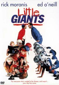 Giganciki (1994) plakat