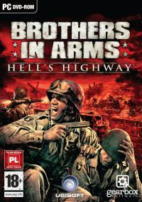 Brothers in Arms: Hell's Highway (2008) plakat
