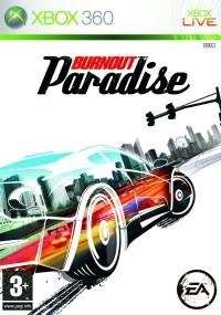 Burnout Paradise (2008) plakat