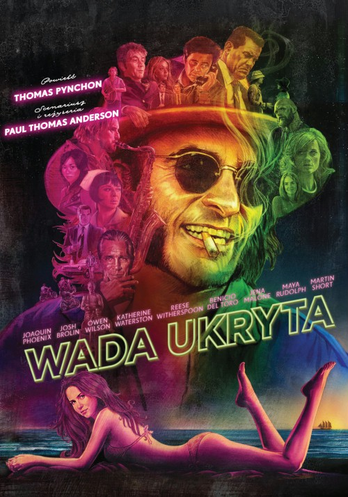 Wada ukryta / Inherent Vice (2014)