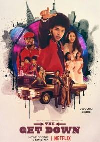 The Get Down (2016) plakat