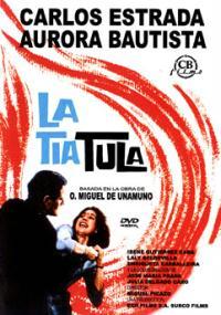 La Tía Tula (1964) plakat