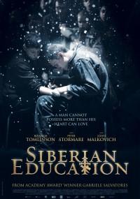 Syberyjska edukacja (2013) plakat
