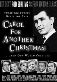 A Carol for Another Christmas (1964) plakat