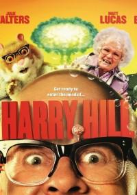 The Harry Hill Movie (2013) plakat