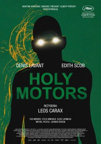 Holy Motors (2012) plakat