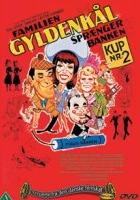 Familien Gyldenkål sprænger banken (1976) plakat
