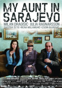 Min Faster I Sarajevo (2016) plakat