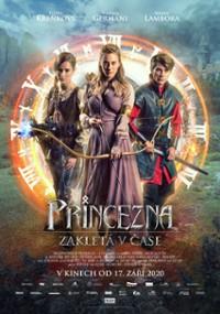 Królewna zaklęta w czasie (2020) plakat